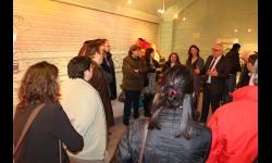Nieva se dirige a los emprendedores en el Museo Manuel Piña