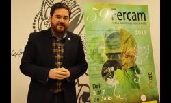 Presentación cartel FERCAM 2019