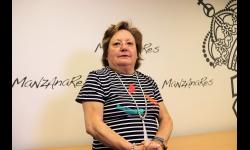 Juani Jurado es la presidenta de Adima