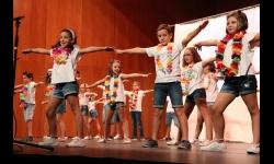 Clausura de la escuela verano de la Universidad Popular (julio)