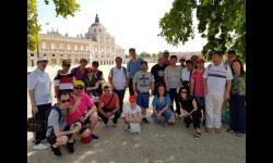Excursión del CADI a Aranjuez