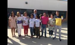 Anna Brahim y Lalti Alamin llegan a Manzanares