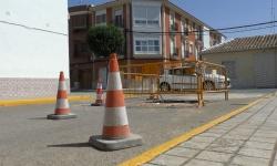 Obras en zonas aledañas a la Carretera de La Solana