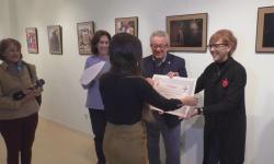 Entrega de premios de fotografía 'Manzanares Medieval'