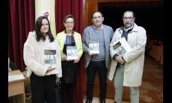 Presentación del libro 'Relatos bajo el calor de una chimenea' de Federico García