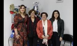 Merienda navideña 2019 (Asociación de Amas de Casa)