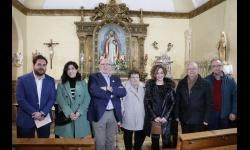 Presentación de las fiestas en honor a San Blas 2020