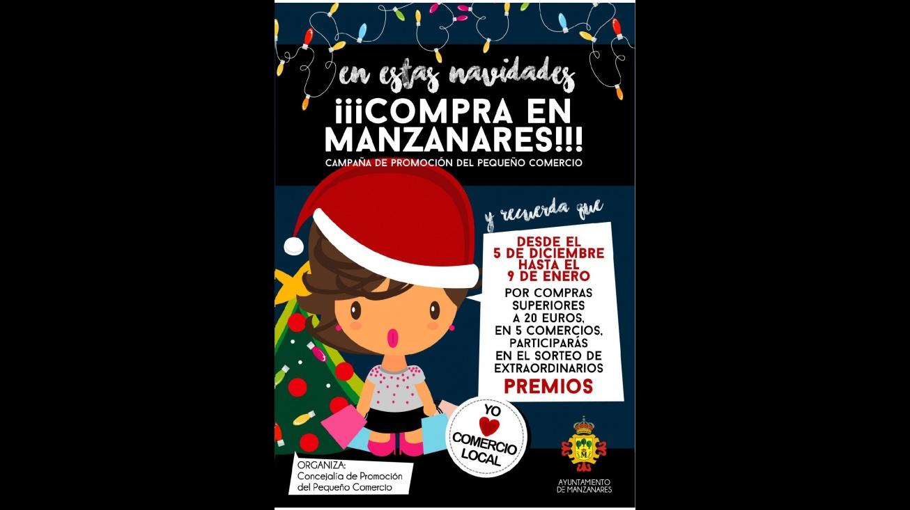 Campaña promoción comercio de Manzanares