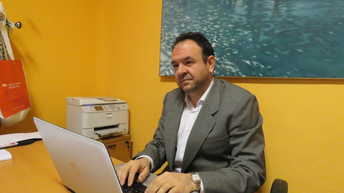 Juan López de Pablo, concejal de sanidad