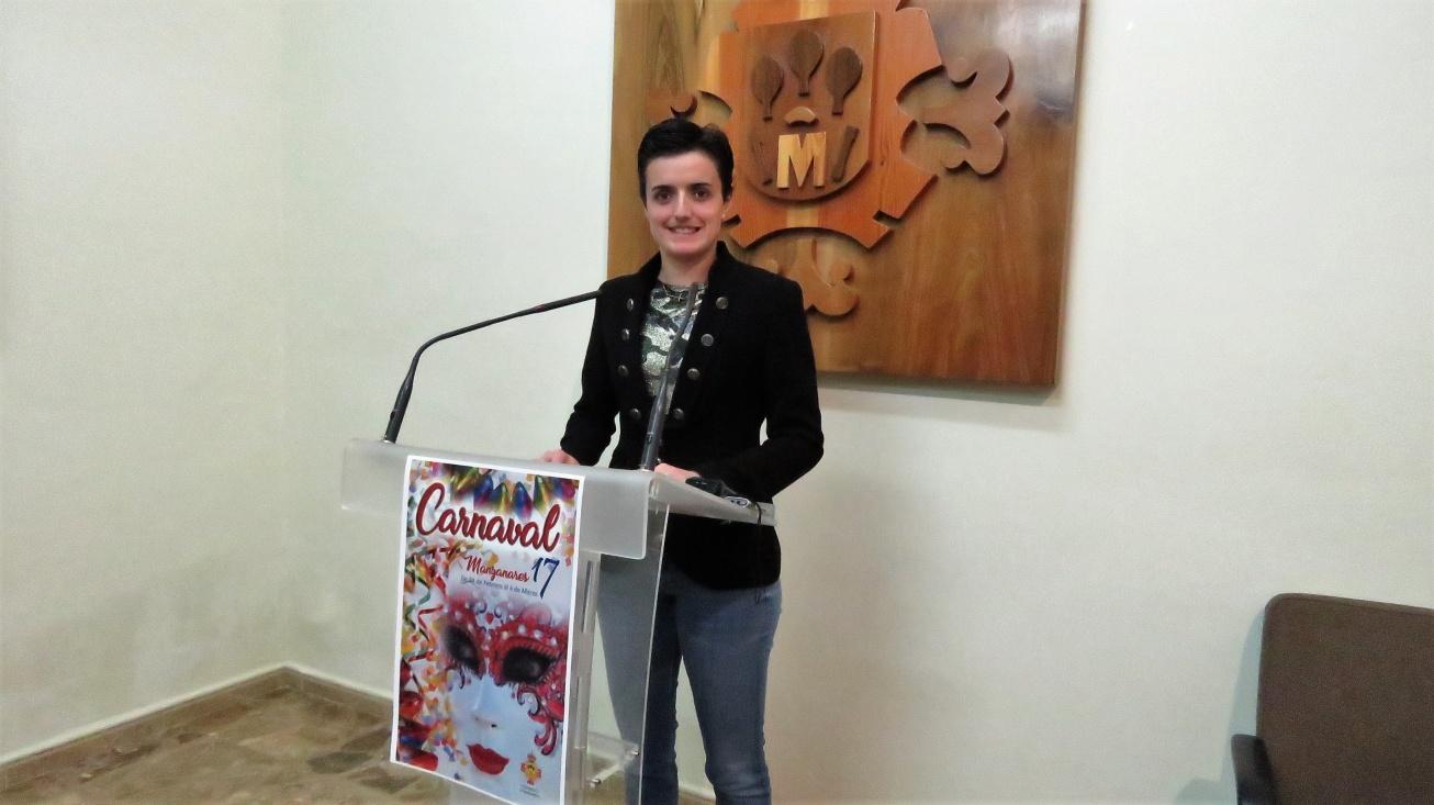 Esther Nieto-Márquez, concejala de festejos