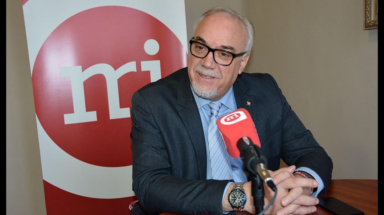 Julián Nieva, alcalde de Manzanares