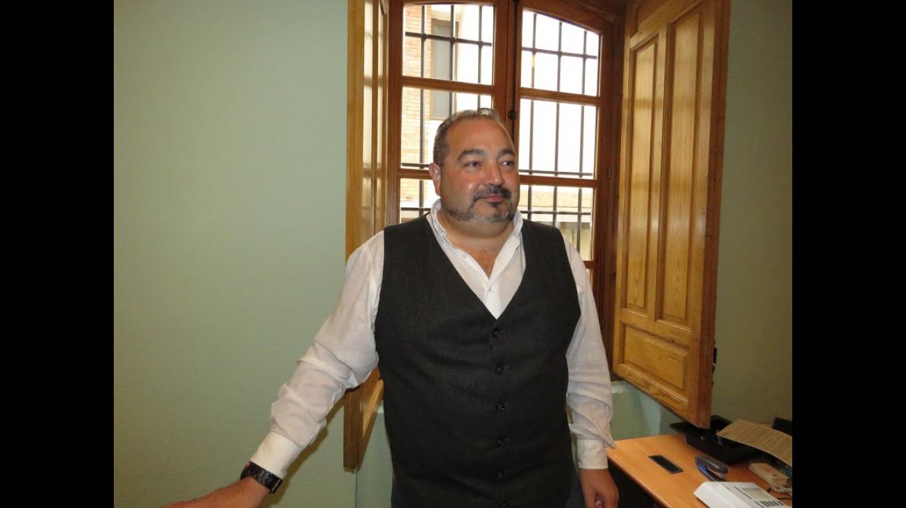 Miguel Ramírez, concejal de vivienda
