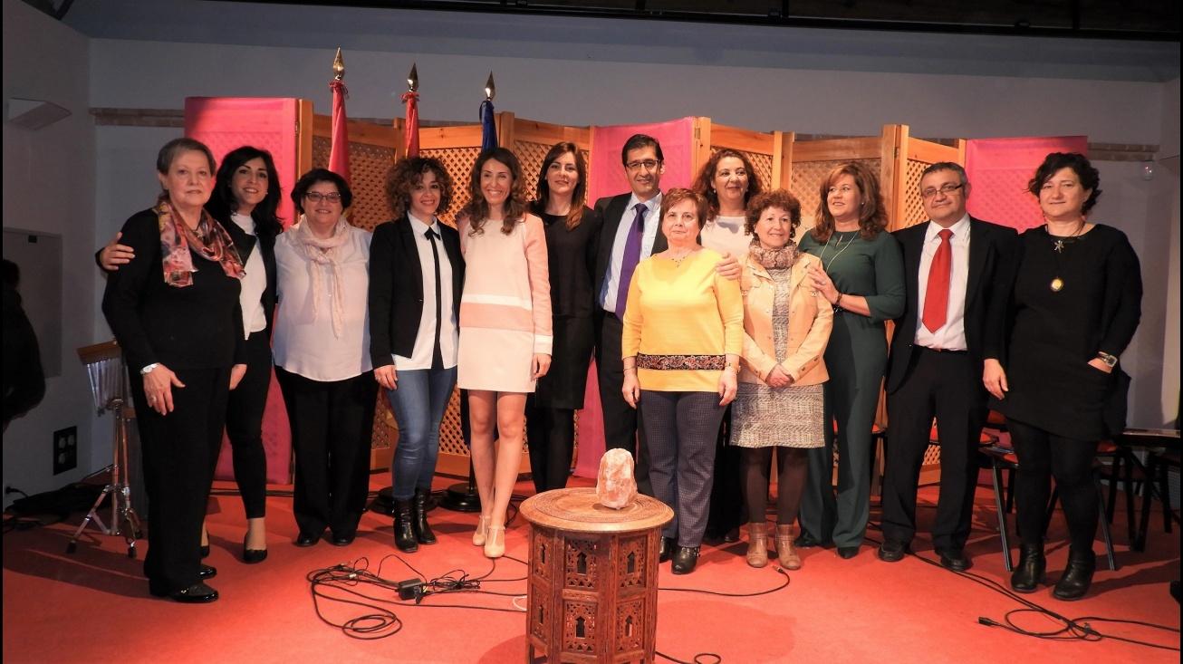 Celebración del I Premio por la Igualdad celebrado en Torralba de Calatrava