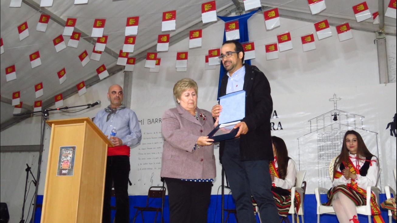 Javier Llanos, pregonero de las fiestas
