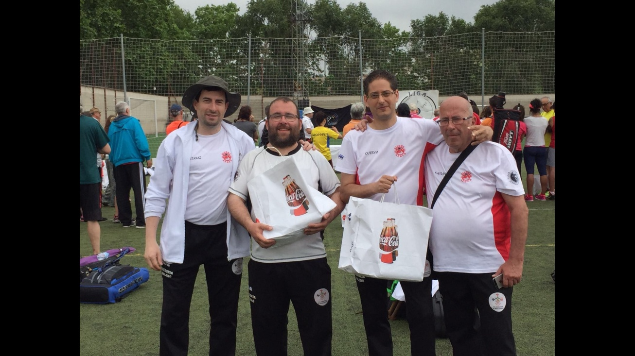 Participantes Club Arqueros de Manzanares