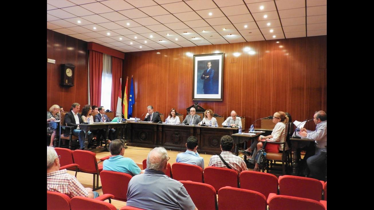 Pleno del Ayuntamiento de Manzanares correspondiente al mes de mayo 2017