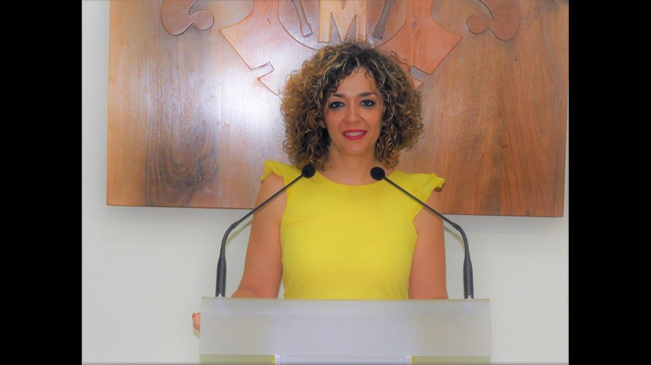 Beatriz Labián, concejala de políticas de igualdad y bienestar social