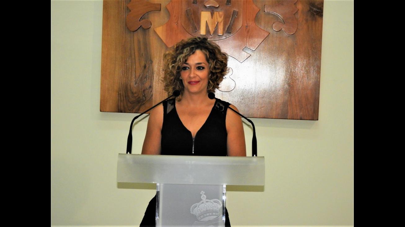 Beatriz Labián. Portavoz del Equipo de Gobierno