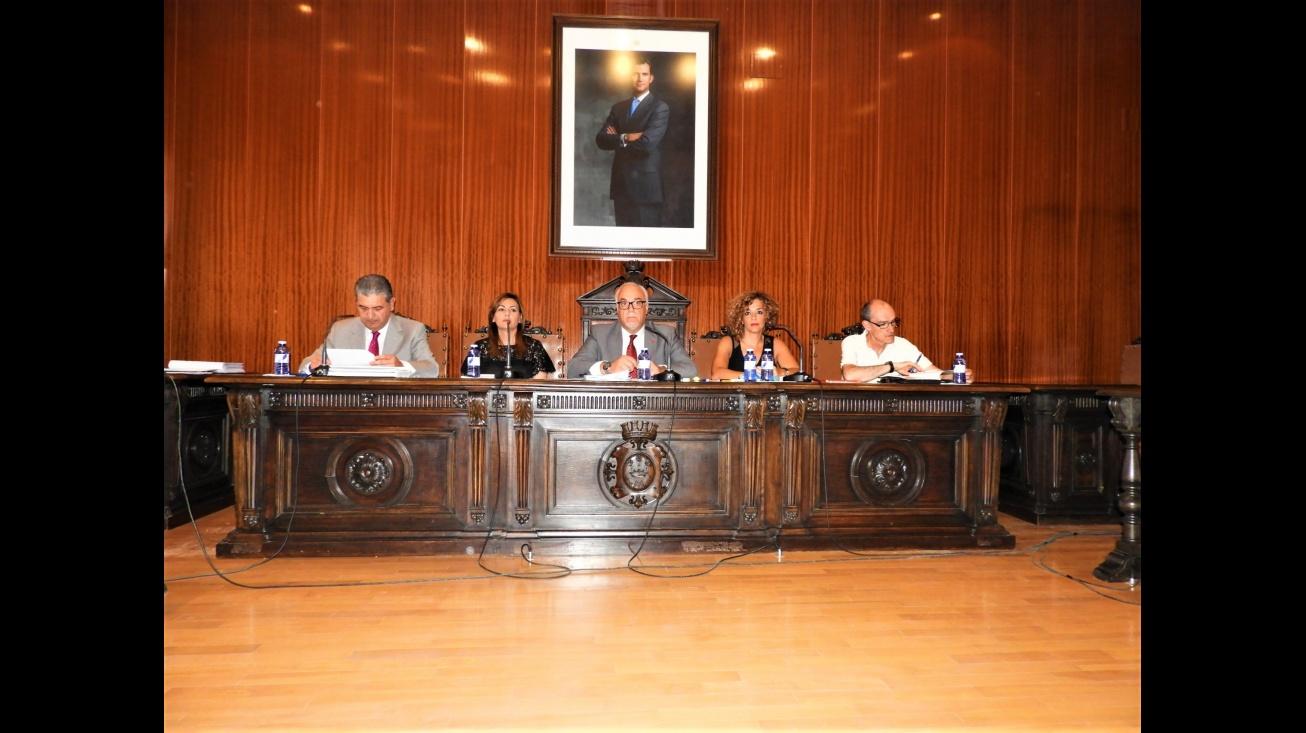 Pleno del Ayuntamiento de Manzanares correspondiente al mes junio 2017