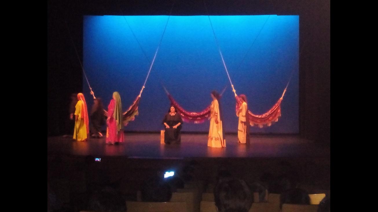 Grupo de Teatro Vanguardista de la Universidad Popular de Manzanares