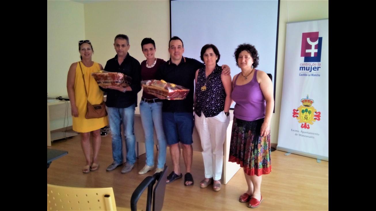 Concurso de logotipo del Consejo Local de la Mujer de Manzanares