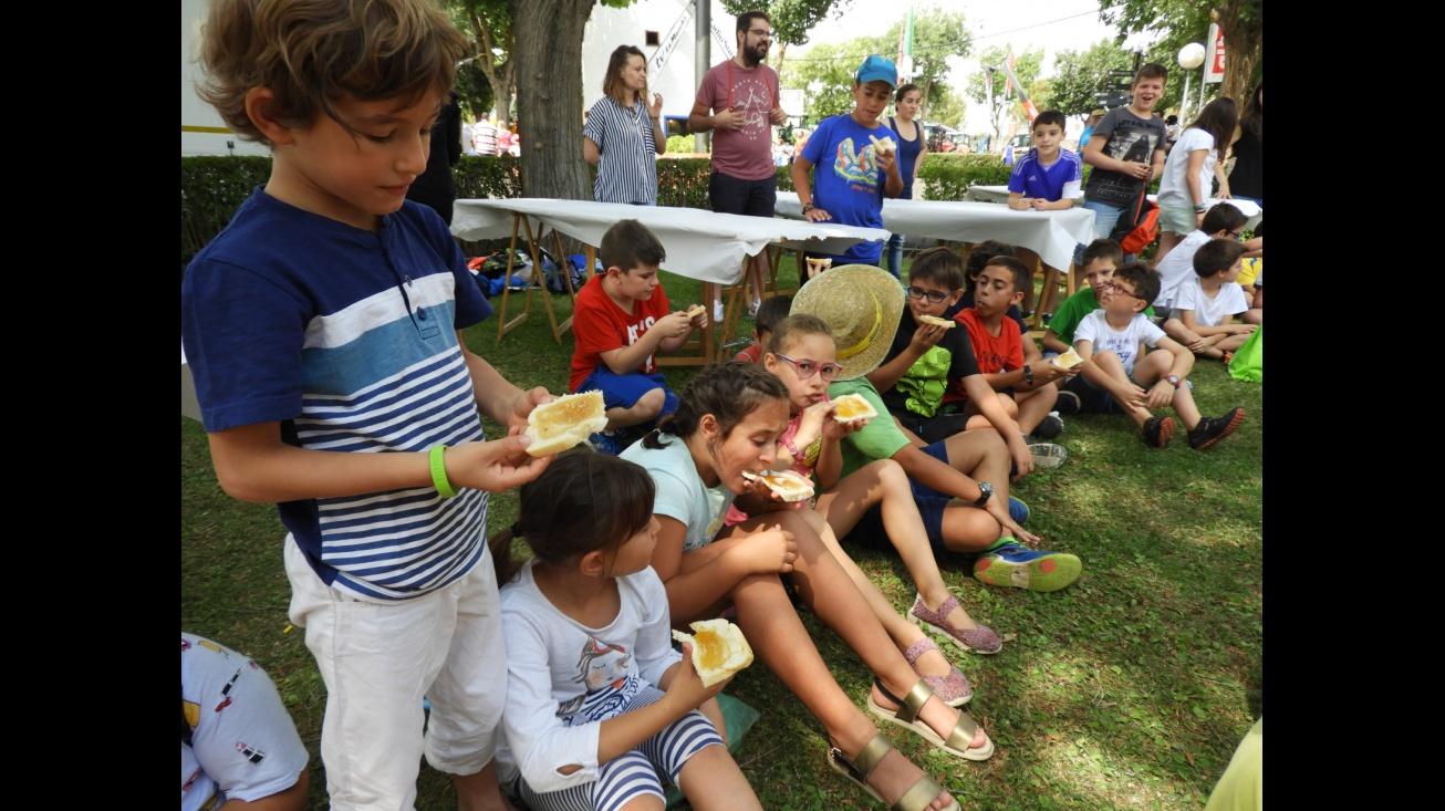 Actividades infantiles en Fercam