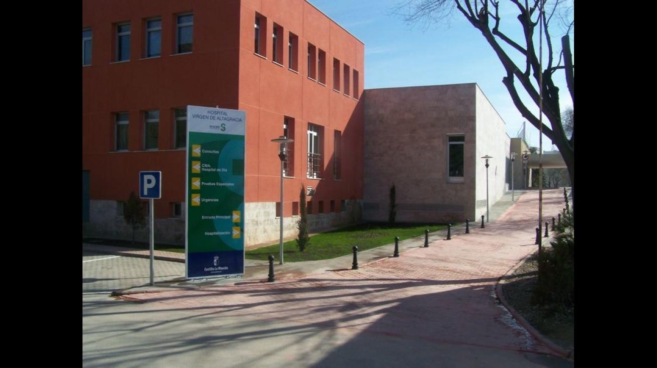 """Hospital """"Virgen de Altagracia"""" de Manzanares"""