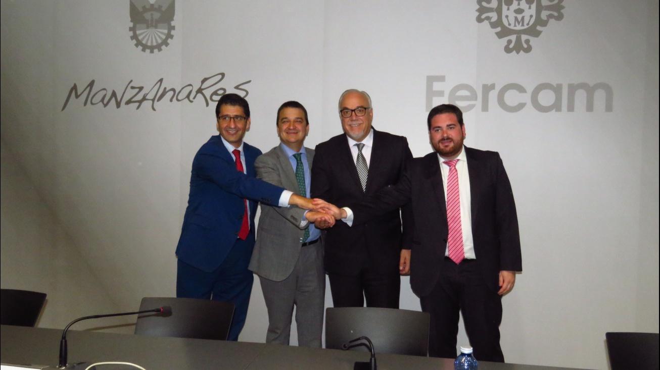 Inauguración 57ª edición de Fercam