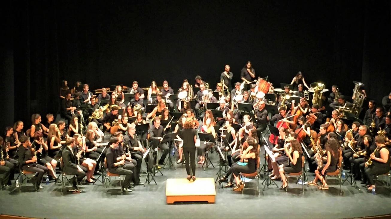 """Concierto final del IV Curso de Perfeccionamiento Instrumental y Técnica de Dirección """"Ciudad de Manzanares"""""""