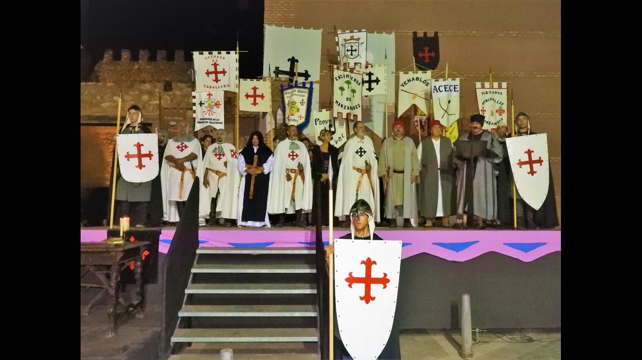 Inauguración VI Jornadas Histórico-Turísticas Manzanares Medieval 2017