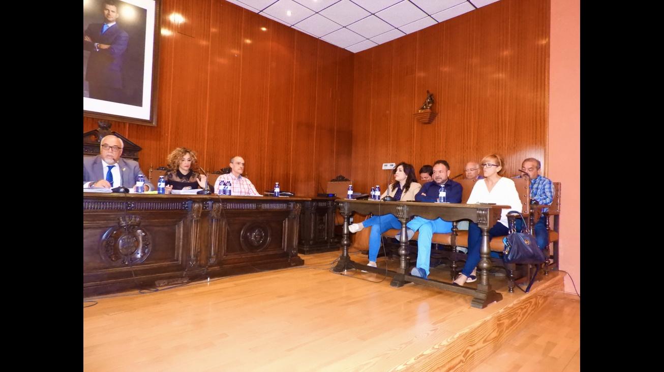 Pleno del Ayuntamiento de Manzanares correspondiente al mes de septiembre 2017