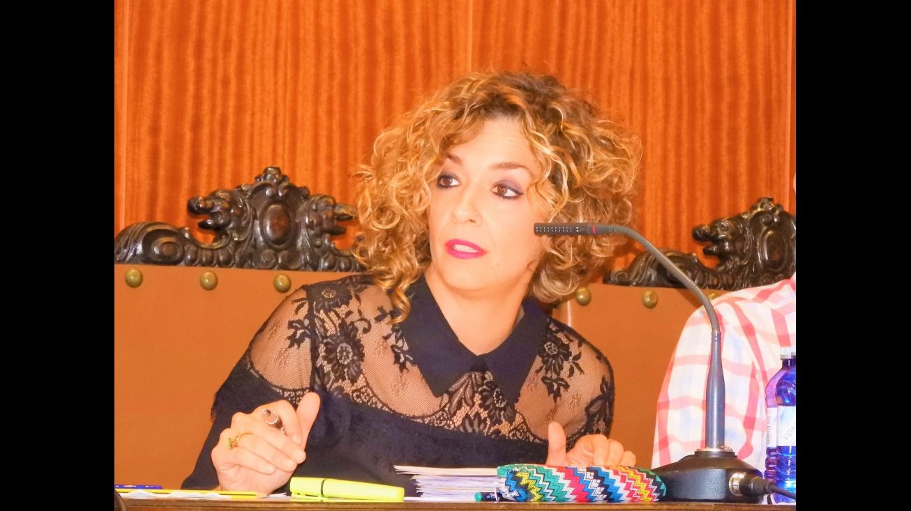 Beatriz Labián, concejala de servicios sociales