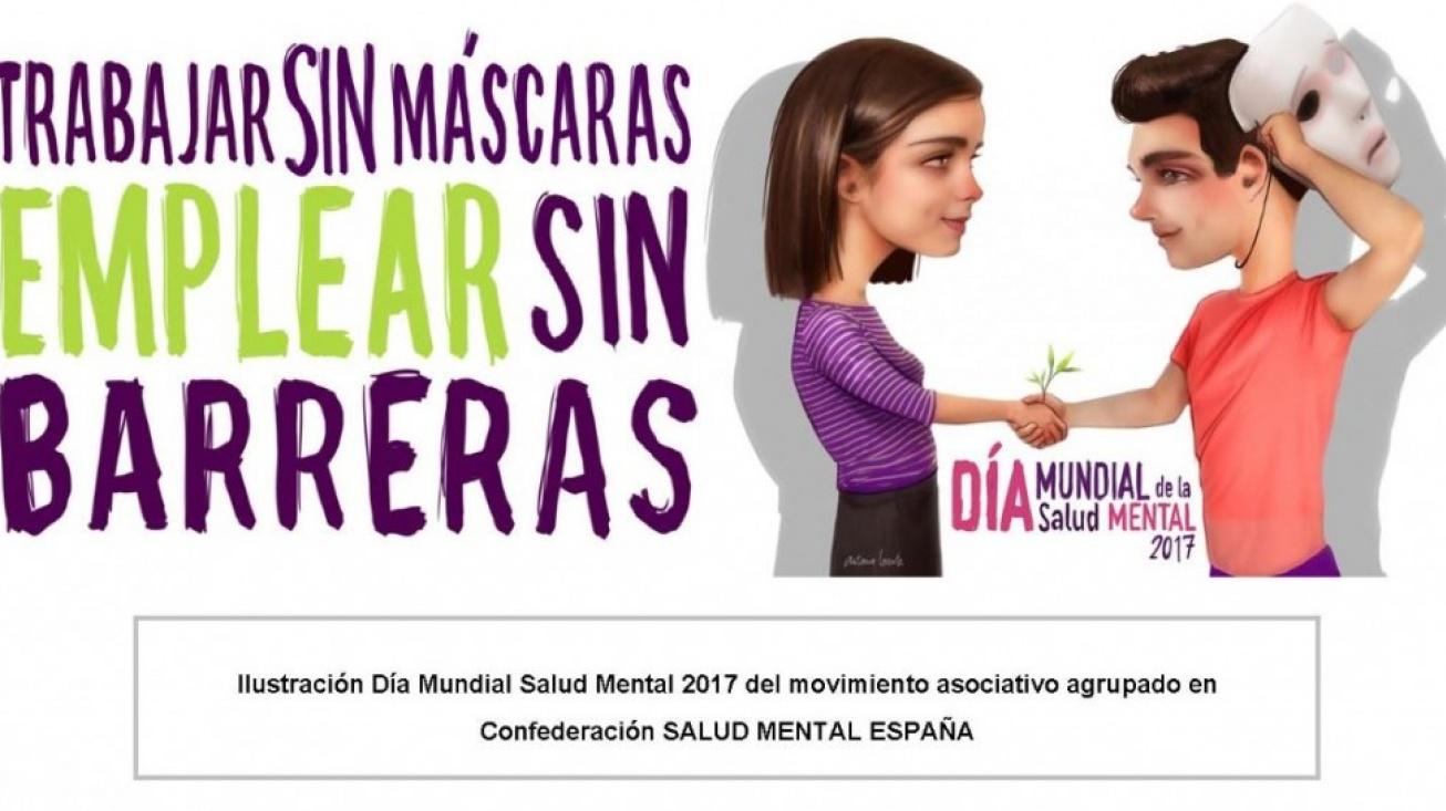 Ilustración del Día Mundial de la Salud Mental 2017