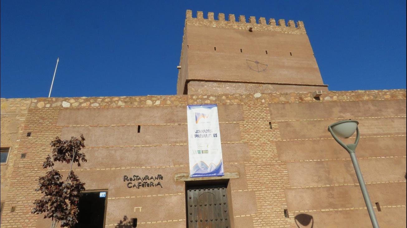 El Castillo de Pilas Bonas alberga las VII Jornadas Empresariales