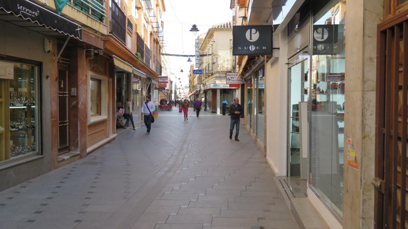 Calle Empedrada