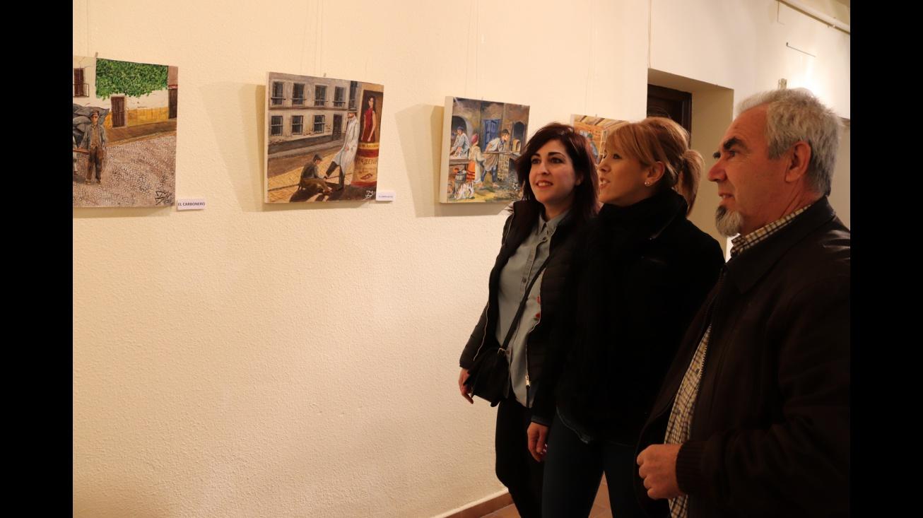 Visita a la exposición