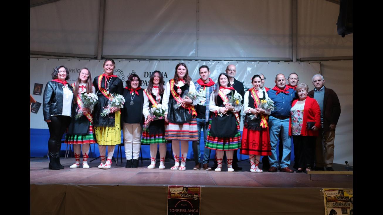 Inauguración fiestas Divina Pastora 2019