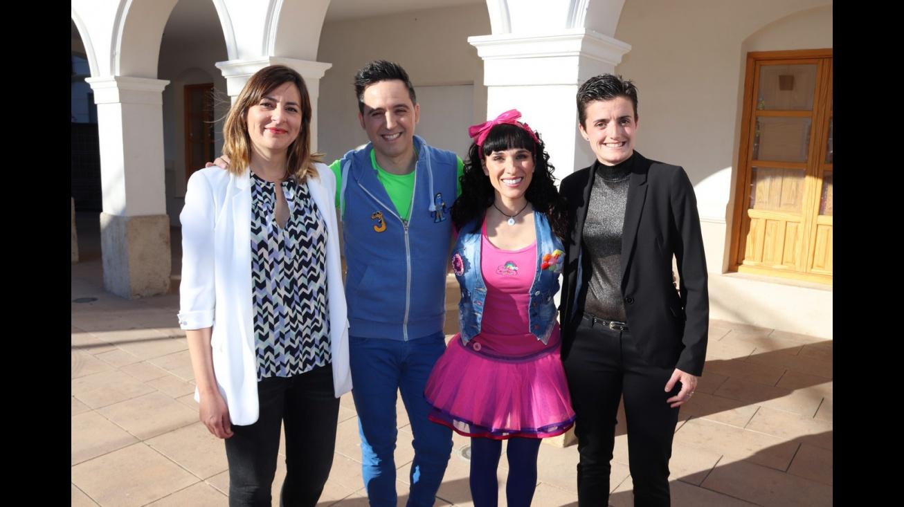 Concierto de Juan D y Beatriz