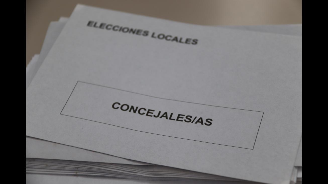 Sobre de votación