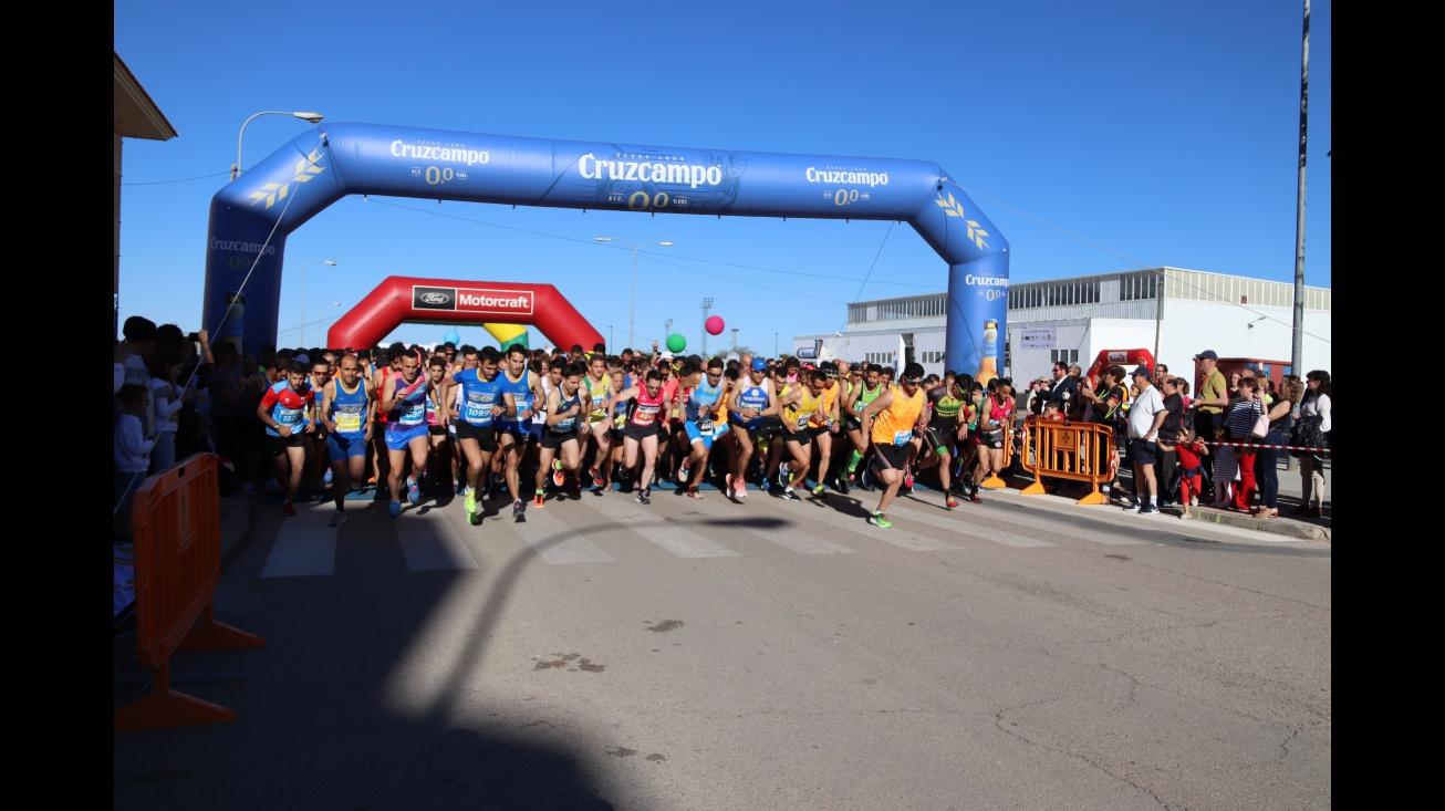 Carrera Popular Ciudad de Manzanares 2019