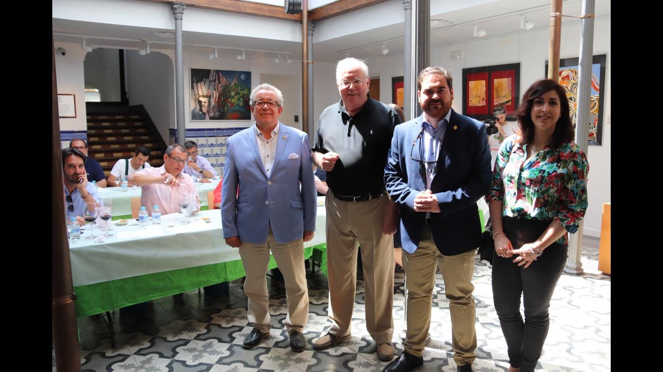 Ciento cuatro muestras participan en el 49º Concurso Regional de Calidad de Vinos