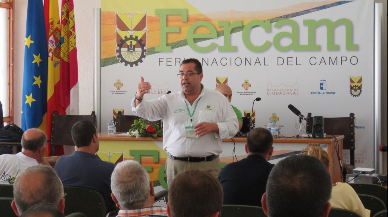Conferencia 'Agricultura 4.0'