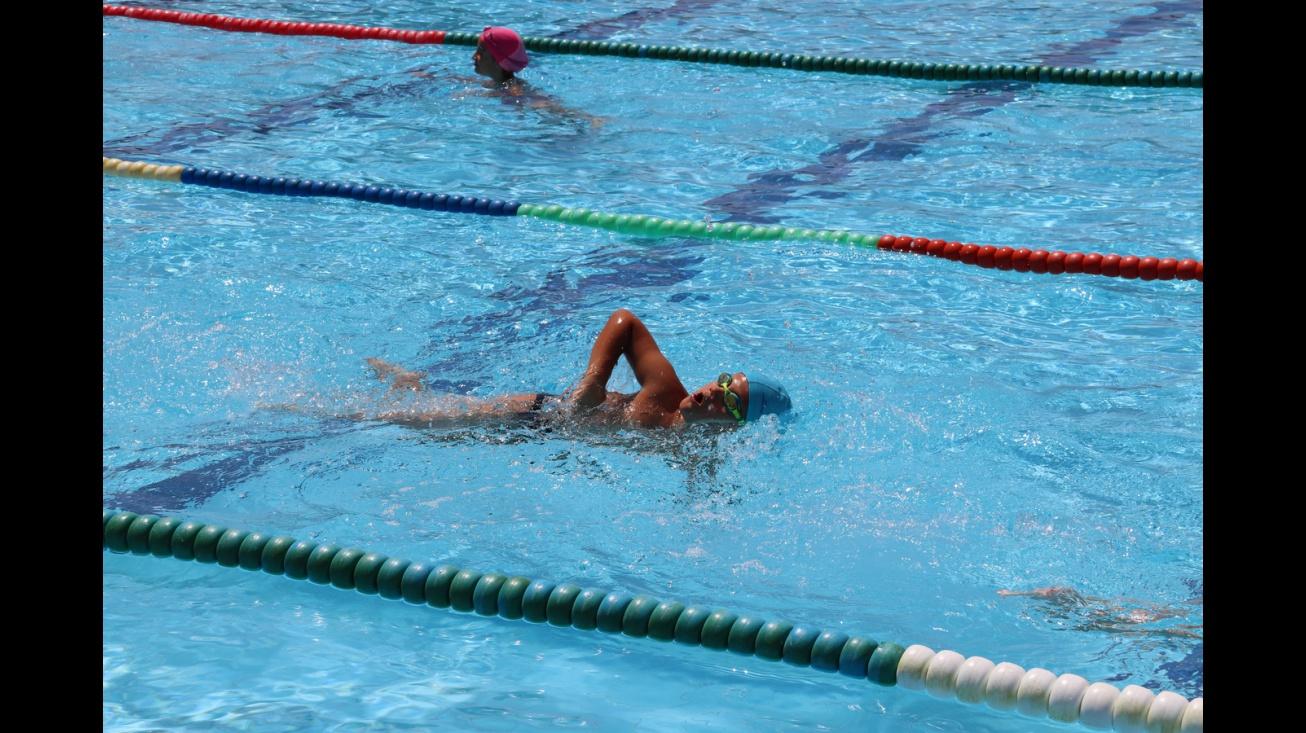 Cursos de natación y actividades acuáticas de verano