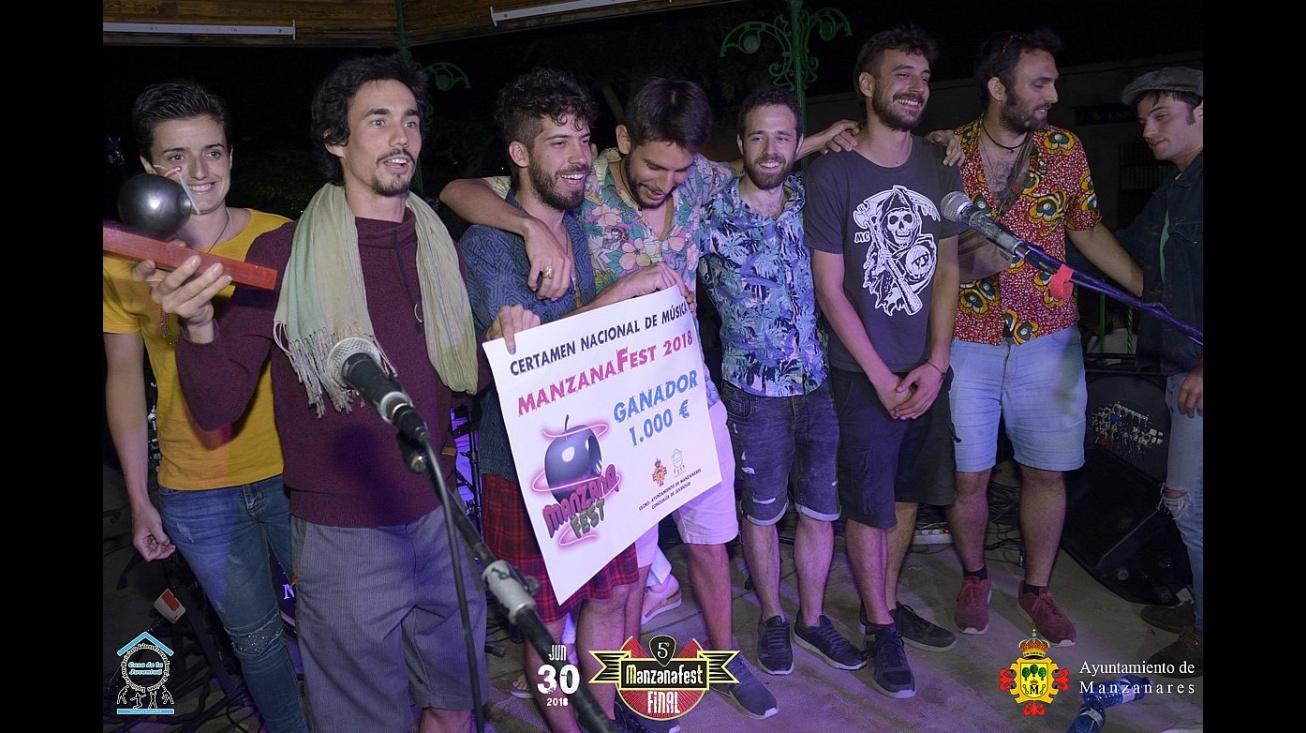 Ganadores de ManzanaFest 2018
