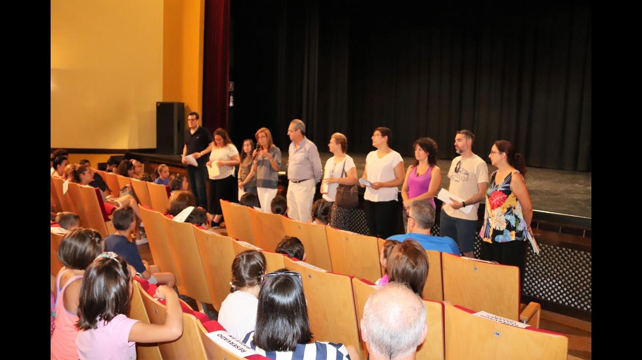 La concejala de la UP ha inaugurado la escuela de verano 2019