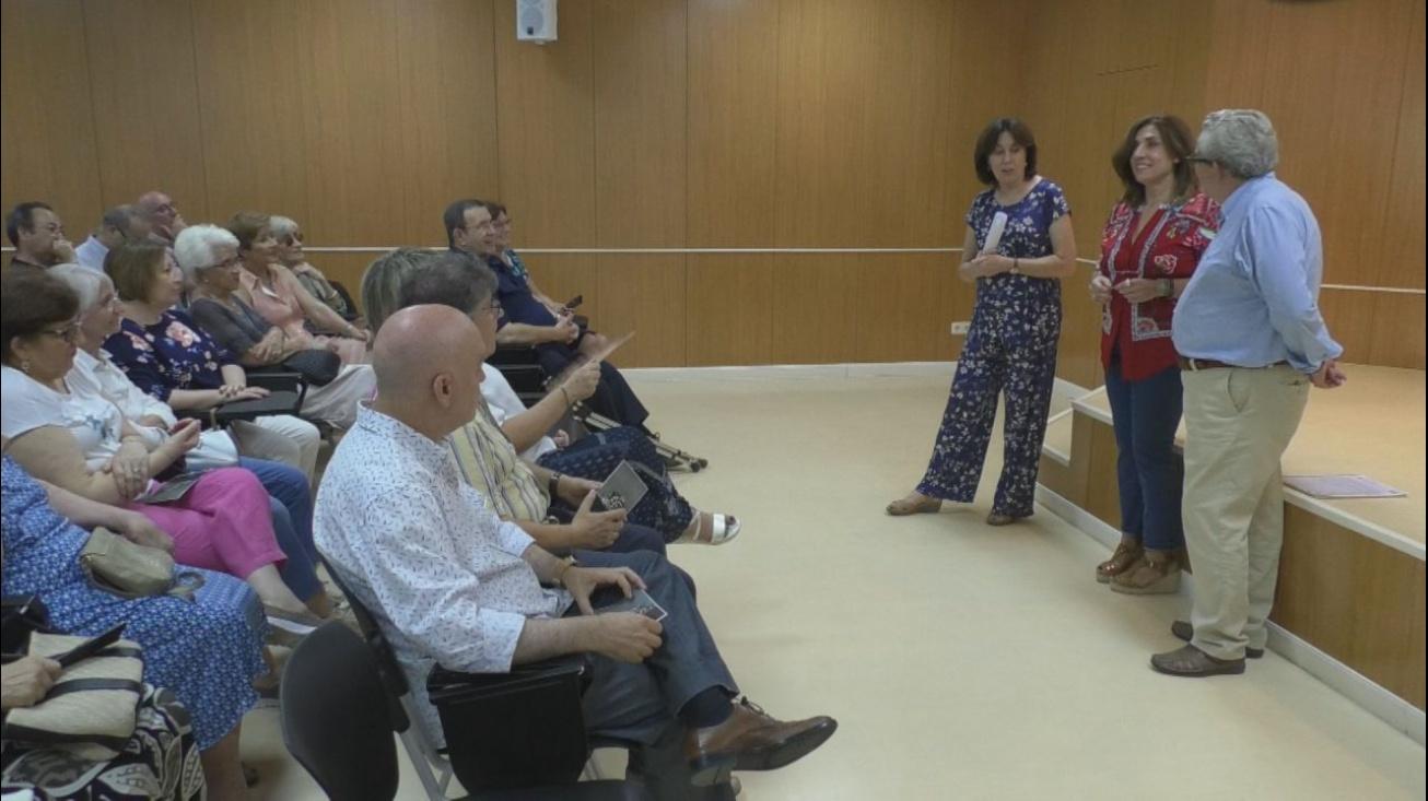 Susana Pinilla clausura las jornadas 'Leer la pintura'