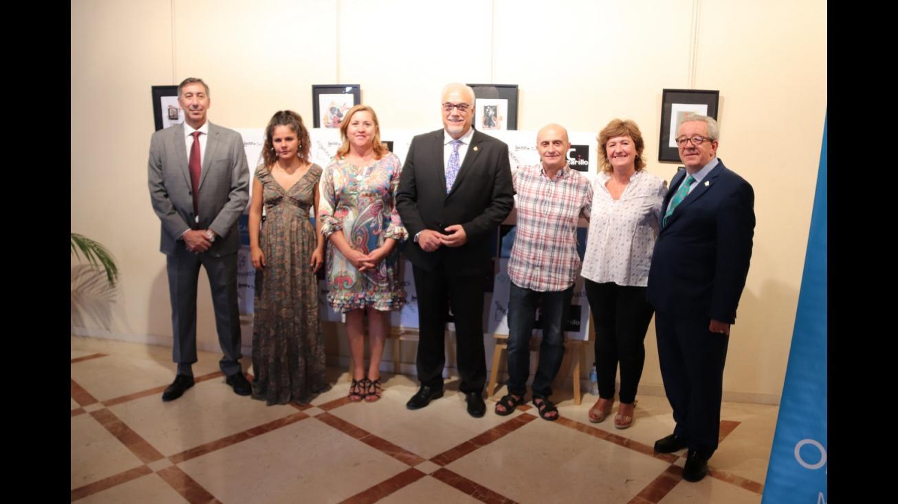 Inauguración del 45 FITC 'Lazarillo'