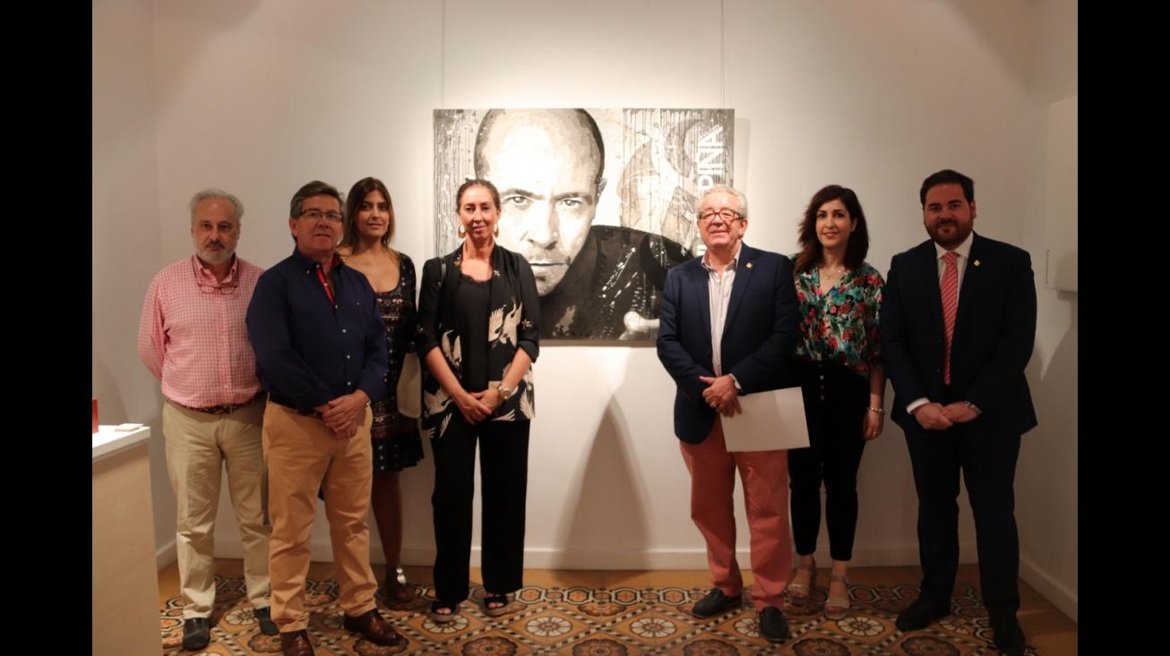 Exposición 'Homenaje a Manuel Piña'