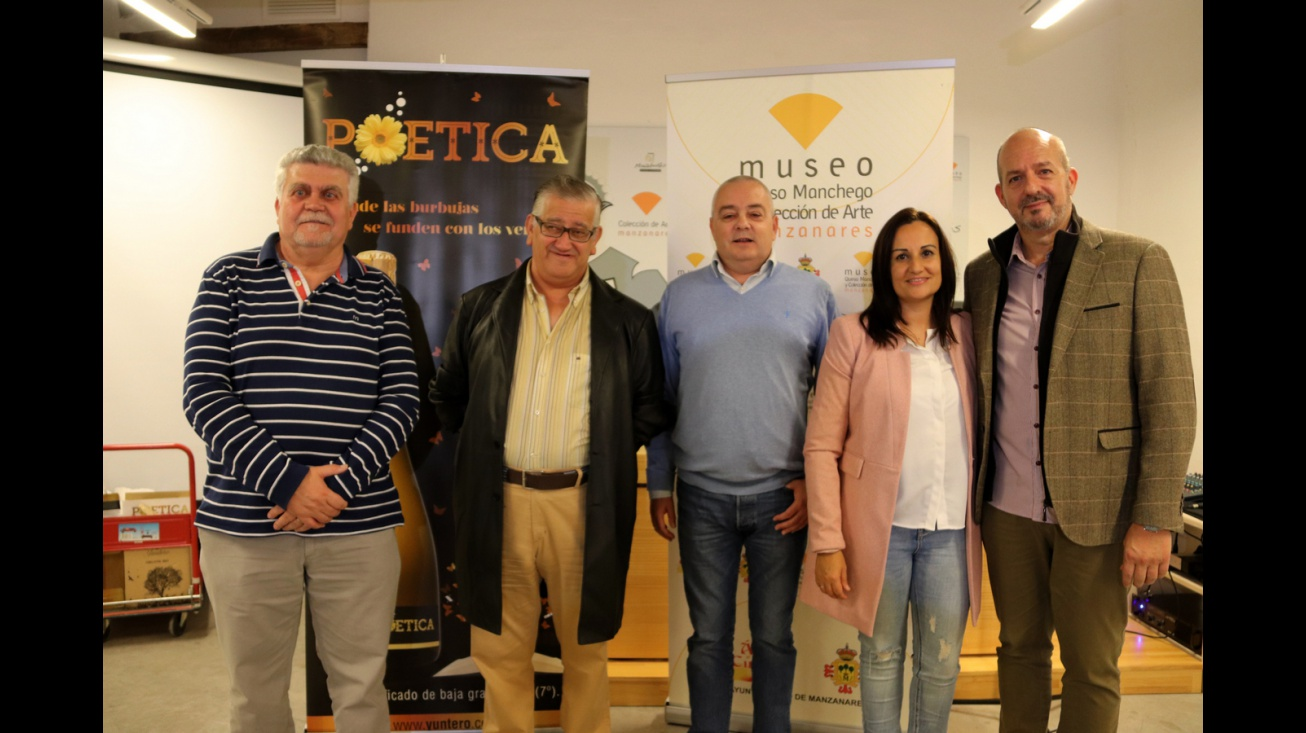 Visita de la ONCE al Museo del Queso Manchego y cata a ciegas