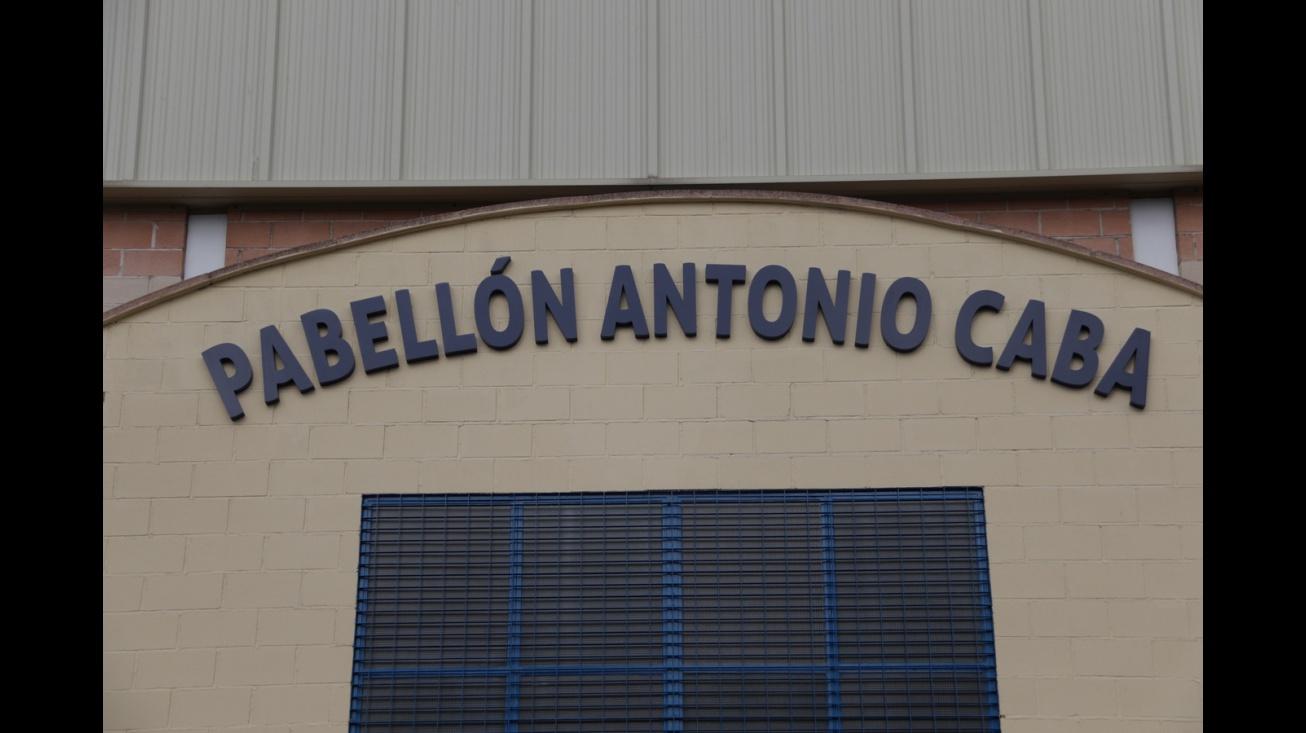 Nombramiento Pabellón 'Antonio Caba'